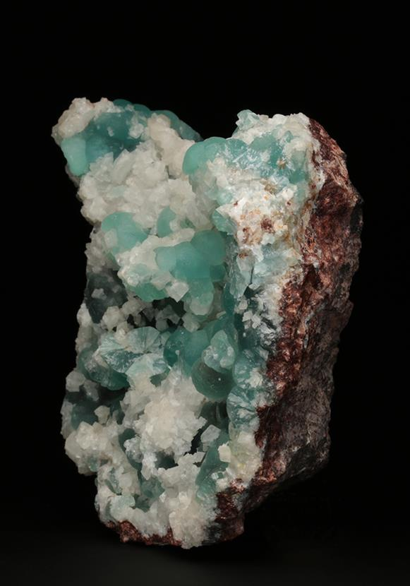 Willemite With Calcite
