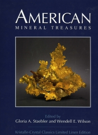 American Mineral Treasures by Various contributors.