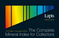 The Complete Mineral Index for Collectors by Stefan Weiss