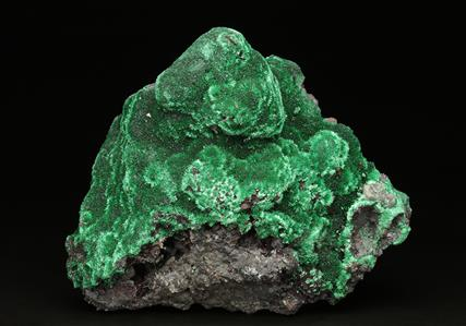 Malachite on Sulphide