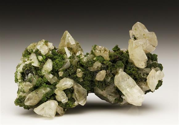 Cerussite with Duftite