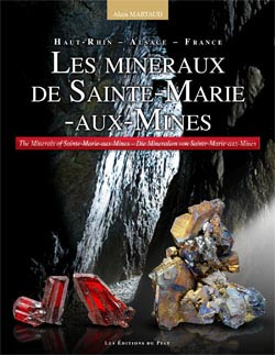 Les Mineraux de Sainte-Marie-Aux-Mines (French Language)