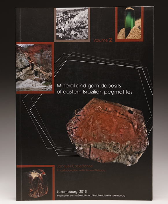 Mineral and Gem Deposits of Eastern Brazil Volume 2