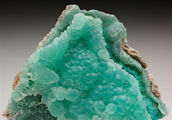 Smithsonite with Aurichalcite