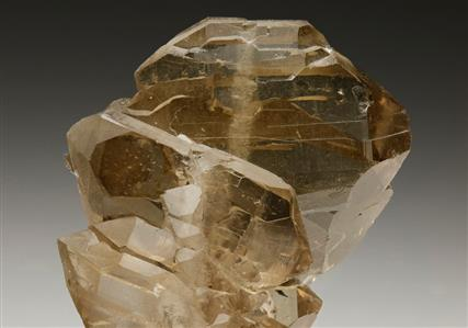 Quartz var Smoky Faden