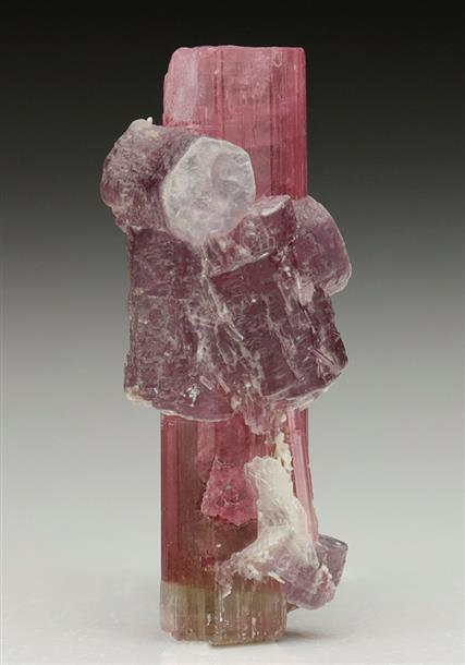 Tourmaline with Lepidolite