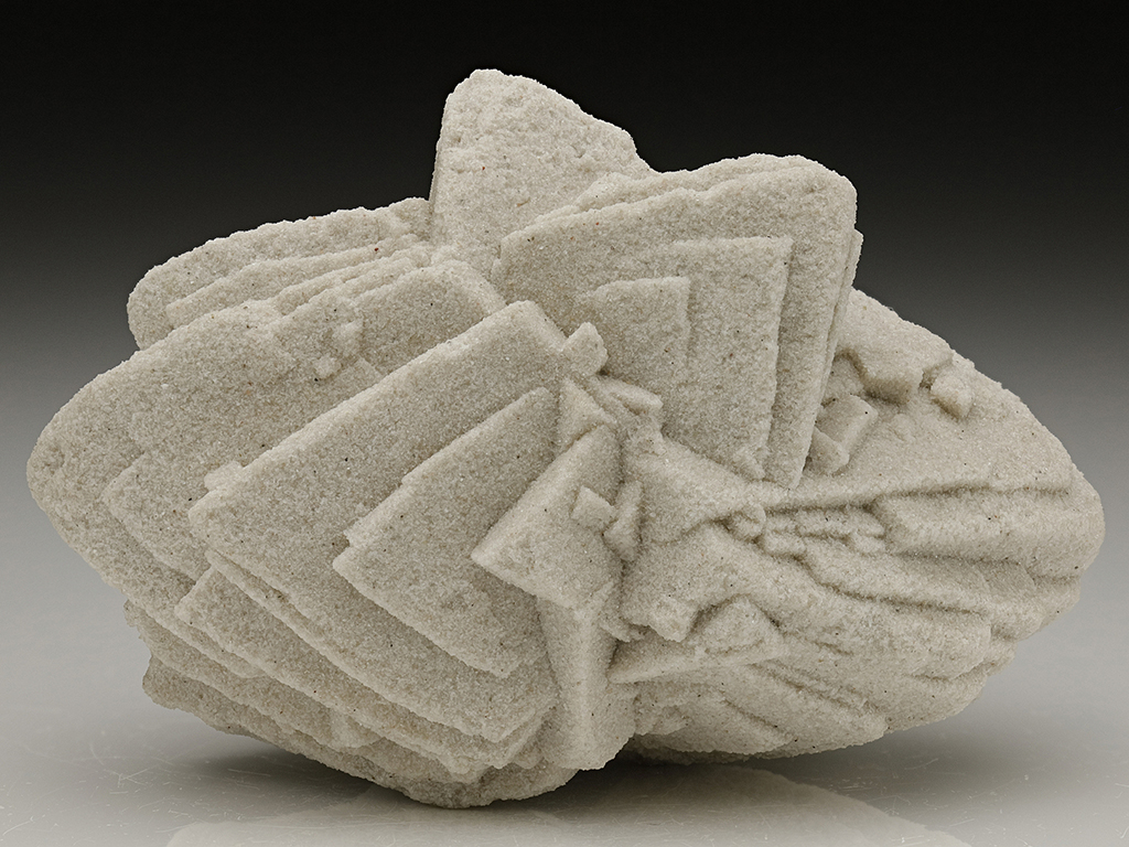 Calcite included by Sand