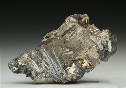 Native Bismuth with Bismuthinite