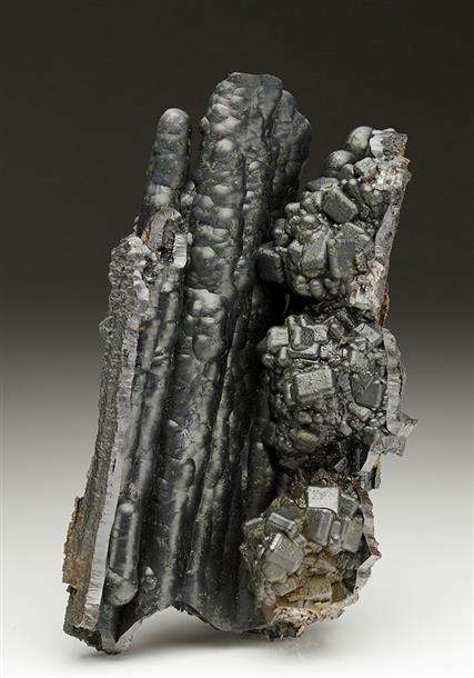 Goethite and Cerussite after Anglesite