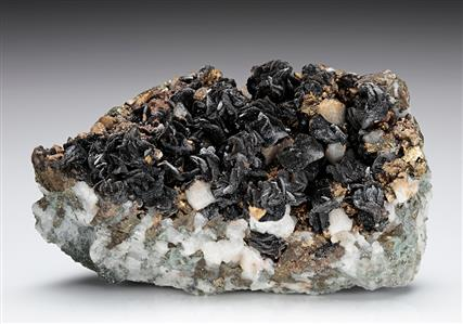 Siderite with Quartz