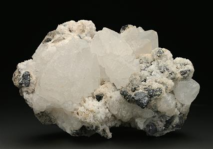 Witherite with Alstonite