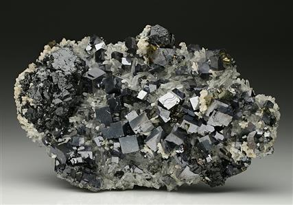 Galena with Sphalerite