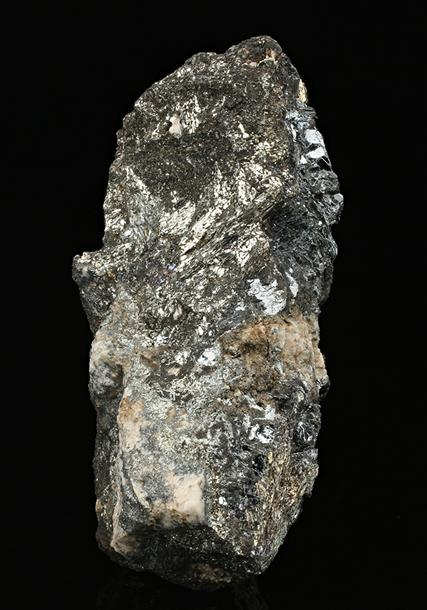 Native Tellurium with Nagyágite