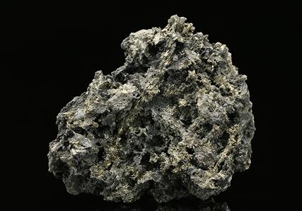 Millerite with Hauchecornite and Bismuthinite