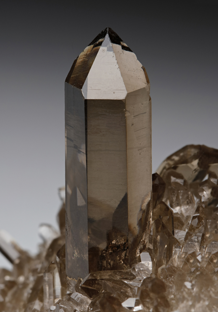 Smoky Quartz Meanings and Crystal Properties - The Crystal