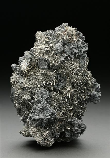 Franckeite with Arsenopyrite and Jamesonite