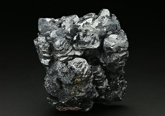 Pyrargyrite with Stephanite and Argentopyrite