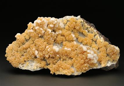 Mimetite with Calcite