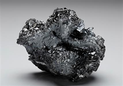 Pearceite (Arsenpolybasite) with Acanthite
