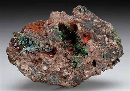 PHARMACOSIDERITE WITH SCORODITE