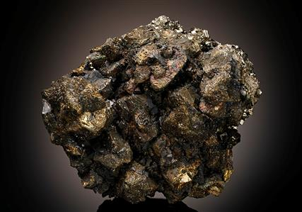 Chalcopyrite with Tetrahedrite