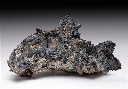 Dyscrasite with Acanthite
