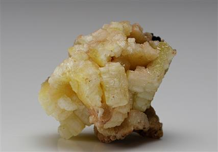 Hinsdalite after Pyromorphite