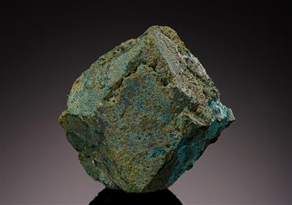 MALACHITE coating CUPRITE