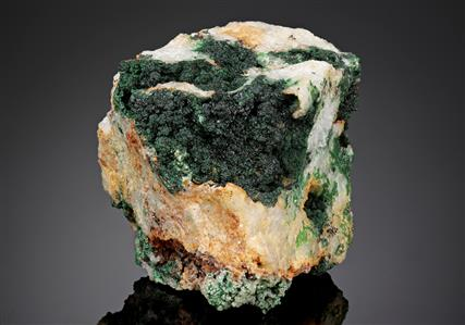 Bayldonite with Mimetite