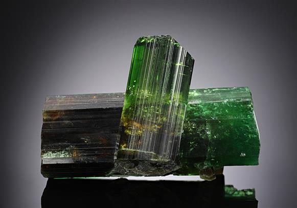 Tourmaline (Chrome Dravite)