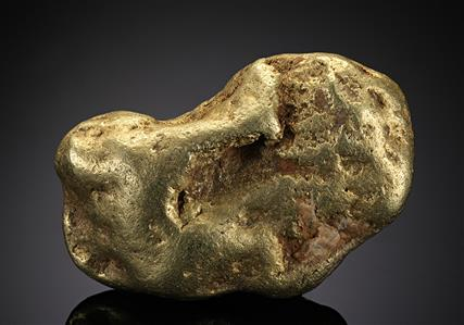 Gold Nugget (28.82gr)