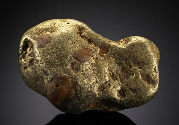 Native Gold Nugget (28.82gr)