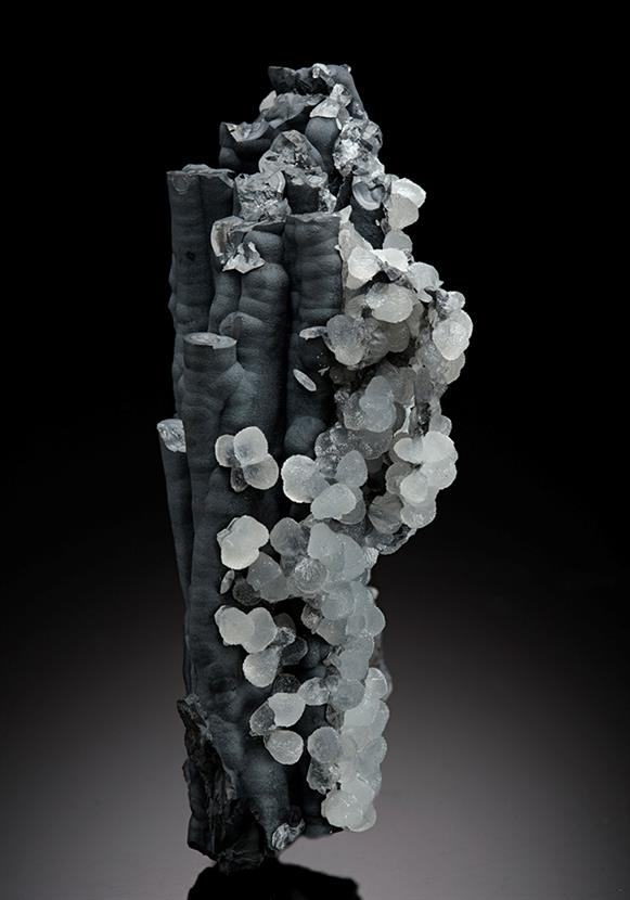 Smithsonite with Croronadite