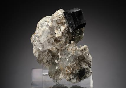 Anatase with Quartz