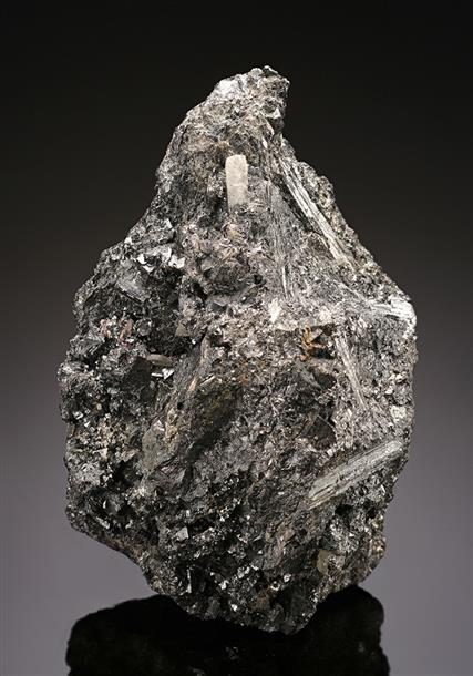 Bismuthinite with Cassiterite