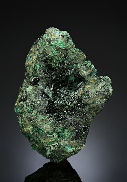 Olivenite with Duftite