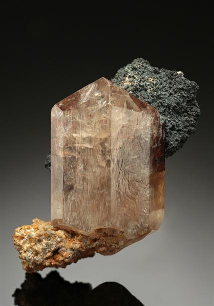 Anglesite with Smithsonite