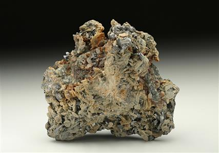 Freieslebenite with Sphalerite and Galena