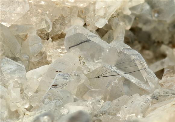 Sterryite with Baryte