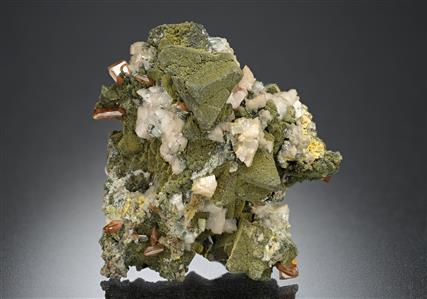 Tennantite with Duftite
