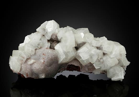 Calcite with Dolomite