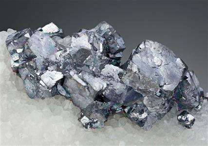 Galena with Quartz