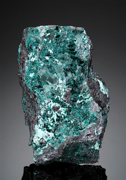 Gerhardite with Cuprite