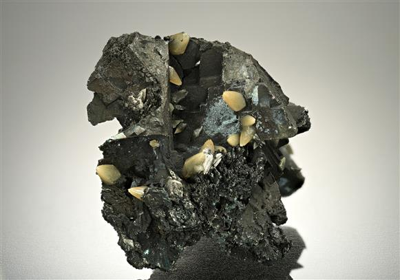 Smithsonite with Galena