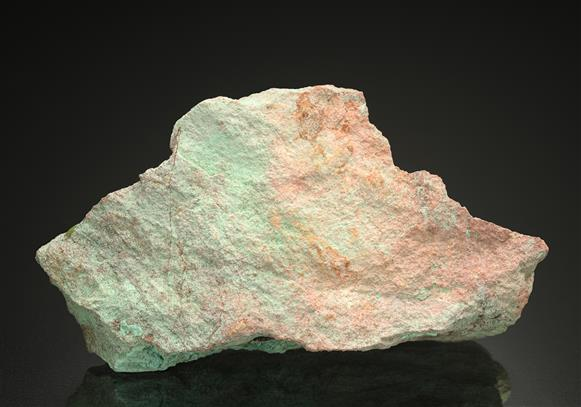 Bandylite with Atacamite