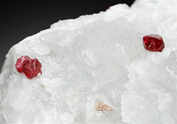 Spinel with Marble