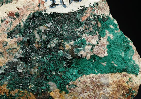 Marshite with Atacamite