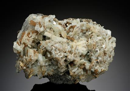 Paravauxite with Childrenite