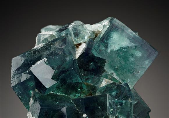 Fluorite with Galena
