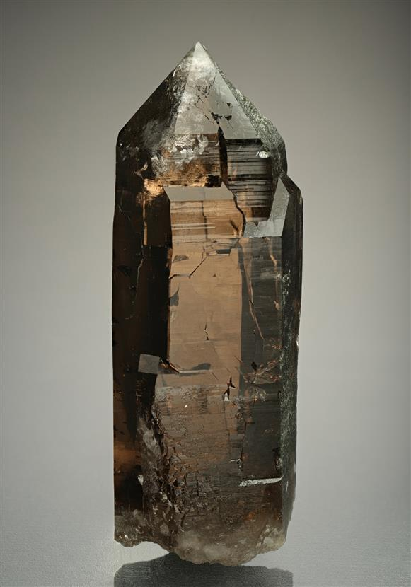 Quartz Var. Smoky Quartz